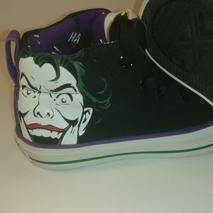 Converse comics Hi Top.